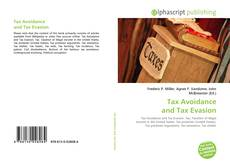 Bookcover of Tax Avoidance and Tax Evasion