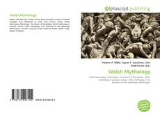 Bookcover of Welsh Mythology