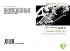 Bookcover of Classical Mechanics