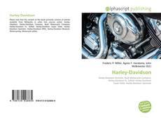 Buchcover von Harley-Davidson