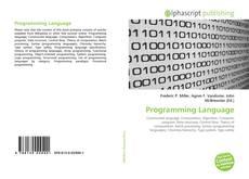 Обложка Programming Language