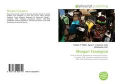 Bookcover of Morgan Tsvangirai