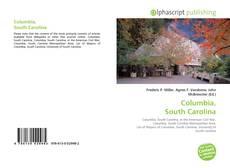 Bookcover of Columbia, South Carolina