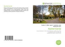 Bookcover of Rachel Corrie