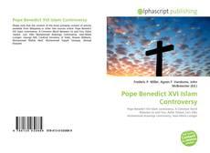 Обложка Pope Benedict XVI Islam Controversy