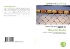 Bookcover of Operation Gladio