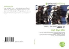Bookcover of Irish Civil War