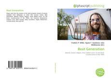 Borítókép a  Beat Generation - hoz