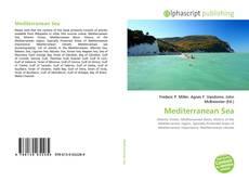 Bookcover of Mediterranean Sea