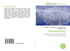 Bookcover of Nanotechnology
