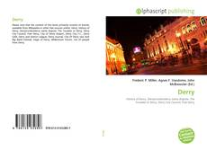 Bookcover of Derry