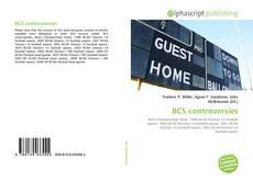 Обложка BCS controversies