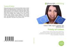 Portada del libro de Treaty of Lisbon