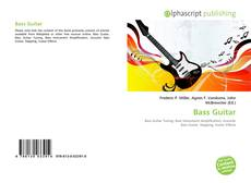 Bookcover of Bass Guitar