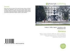 Bookcover of Geneva