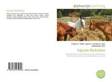 Portada del libro de Equine Nutrition
