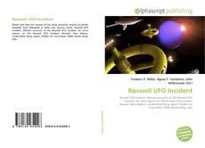 Copertina di Roswell UFO Incident