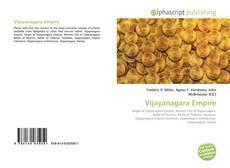 Bookcover of Vijayanagara Empire