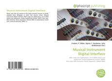 Copertina di Musical Instrument Digital Interface