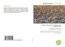 Bookcover of Biodiversity