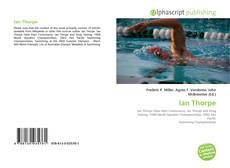 Buchcover von Ian Thorpe