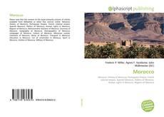 Bookcover of Morocco