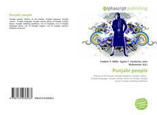 Punjabi people kitap kapağı