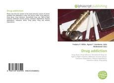 Capa do livro de Drug addiction