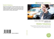 Bookcover of Mobile Telephony