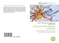 Copertina di Economy of the Republic of Ireland