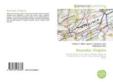 Bookcover of Roanoke, Virginia