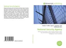 Copertina di National Security Agency
