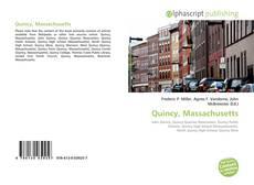 Bookcover of Quincy, Massachusetts