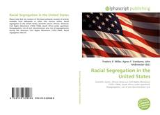 Bookcover of Racial Segregation in the United States