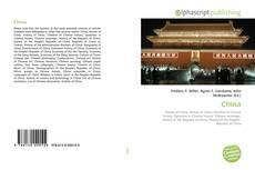 Buchcover von China