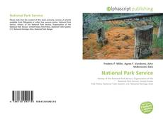 Bookcover of National Park Service
