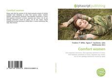Copertina di Comfort women