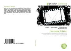 Copertina di Laurence Olivier