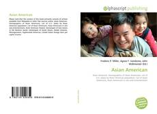 Bookcover of Asian American