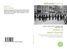 Bookcover of Politics of Noam Chomsky