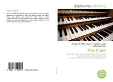 Обложка Pipe Organ