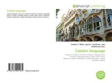 Portada del libro de Catalan language