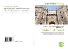 Bookcover of Elizabeth I of England