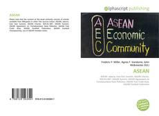 Bookcover of ASEAN