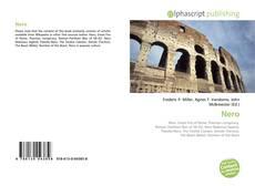 Capa do livro de Nero