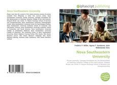 Couverture de Nova Southeastern University