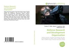 Bookcover of Defence Research and Development Organisation
