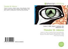 Bookcover of Theodor W. Adorno