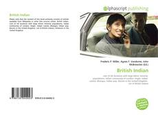 Copertina di British Indian