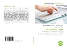 Couverture de Abstraction Layer